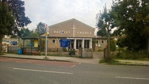 Crofton Park Baptist Church