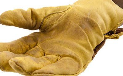 Working hand in glove