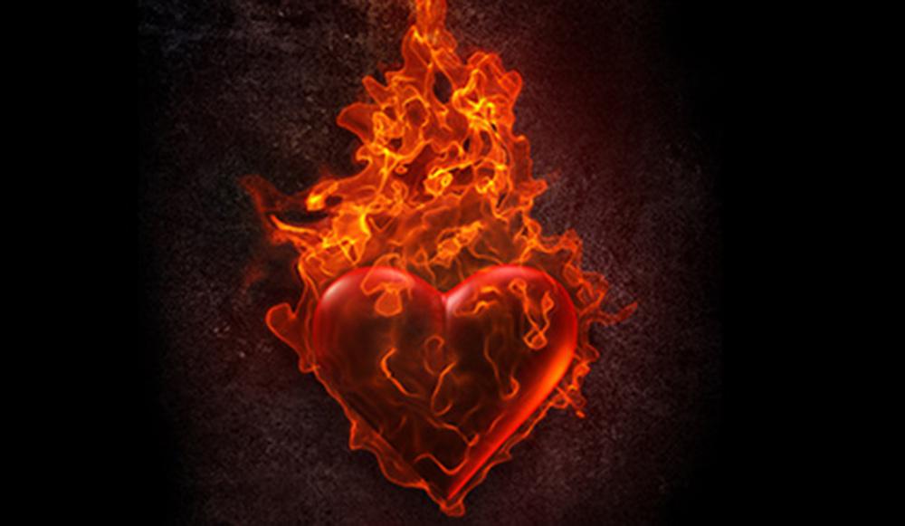 God's Passionate Heart